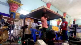 Gana sudhakar at Kanchipuram