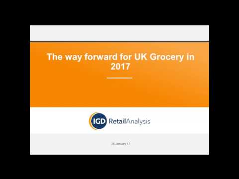 The way forward for UK Grocery in 2017