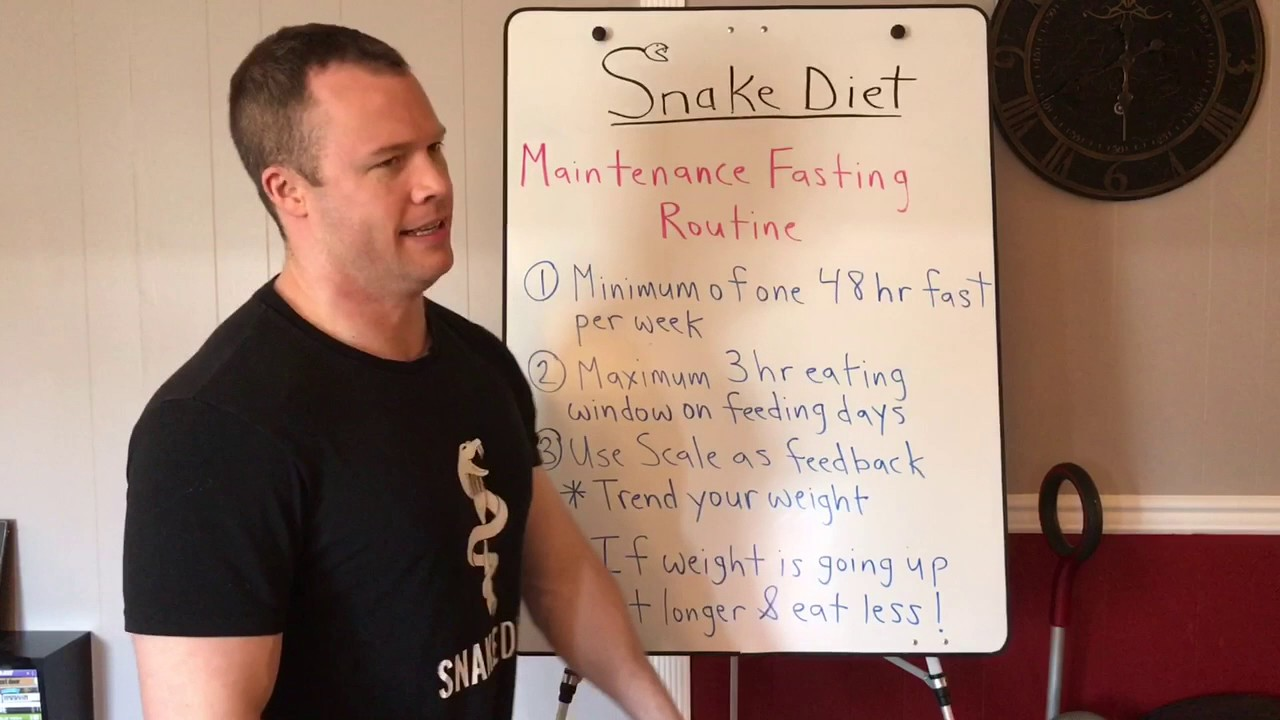 Snake diet: This diet fad claims eating like a snake can help you lose weight