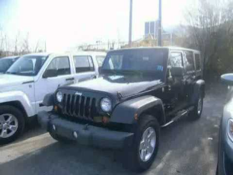 Major World New York >> Used Jeep Wrangler Unlimited Ny New York 2010 Located In Long Island
