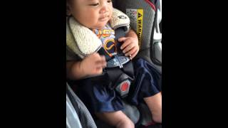 2 Month Old Infant Dances To ABBA