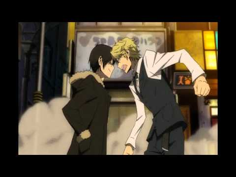LET'S COUNT HOW MANY TIMES SHIZUO CALL IZAYA'S NAME !