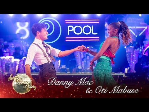 Danny Mac and Oti Mabuse Jive to 'Long Tall Sally' by Little Richard  Strictly 2016: Week 7