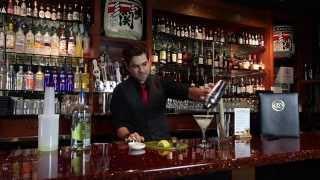 Bartender Breakdown: Ginger Pear Martini