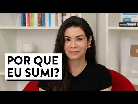 O PROBLEMA DE SAÚDE QUE ME FEZ SUMIR DO YOUTUBE