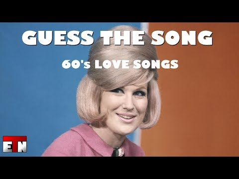 ETN Music Quiz - 60's Love Songs