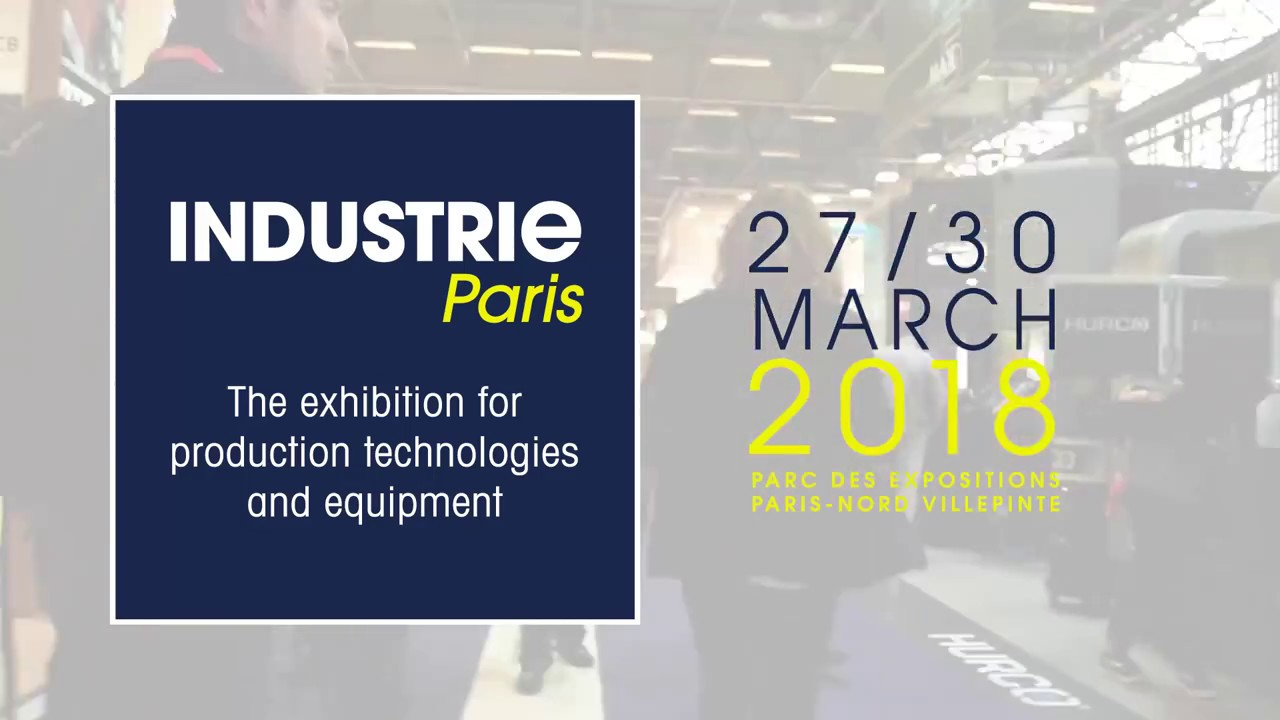 Lincoln Electric at  Industrie 2018, Paris