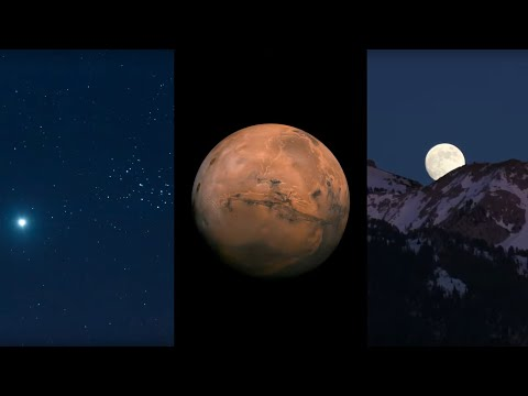 What's Up: April 2020 Skywatching Tips from NASA