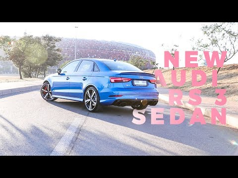 New Audi RS3 Sedan | Review | Walk Around | Exhaust Note | First Drive