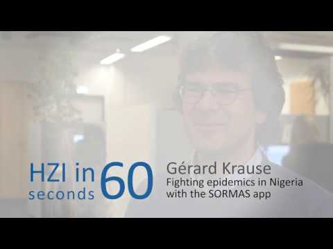 Science in 60 seconds: Fighting epidemics in Nigeria with SORMAS-App
