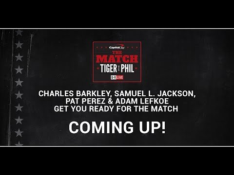 Capital One's The Match | Pre-Show LIVE