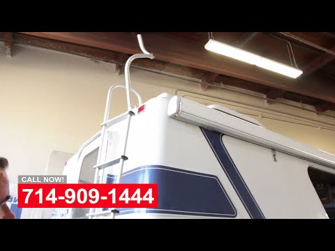 RV Repair Shop In Orange County CA