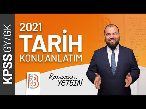 26) Bilim ve Teknoloji Tarihi - III - Ramazan Yetgin (2021)