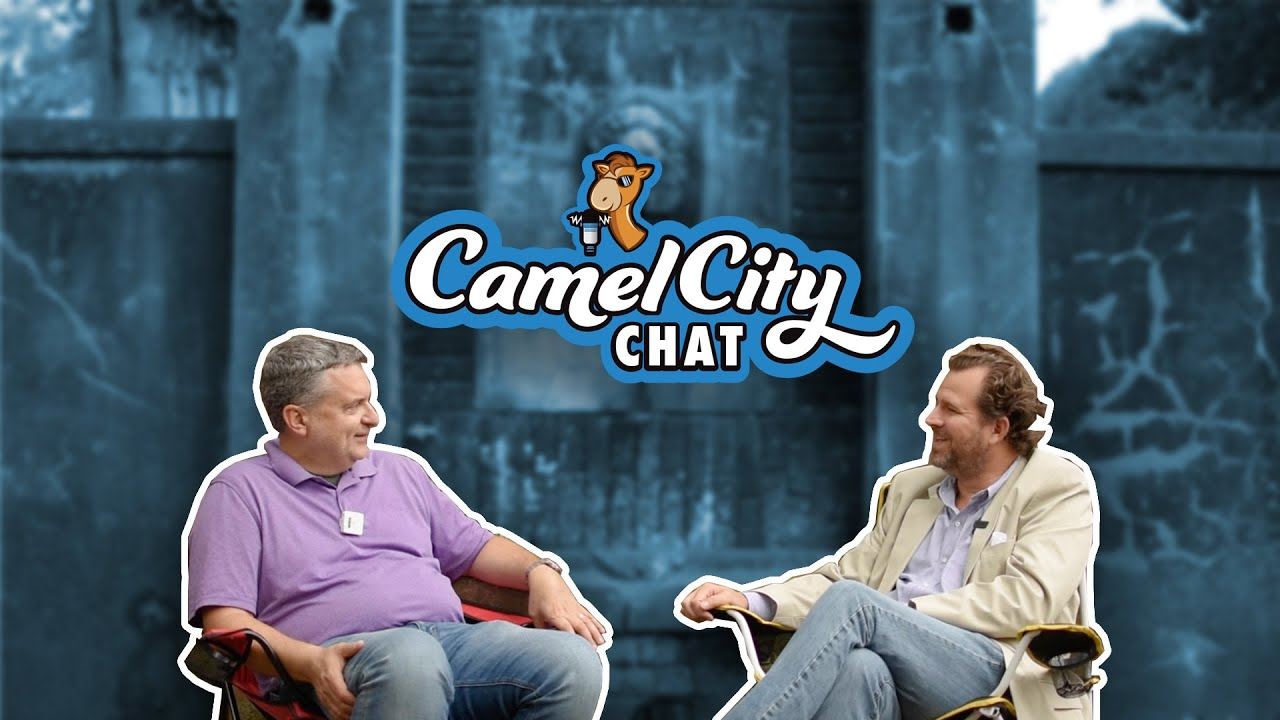 Camel City Chat Episode 28 with Bowman Gray IV