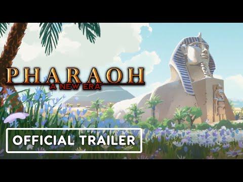 Pharaoh: A New Era - Official Announcement Trailer   Gamescom 2020