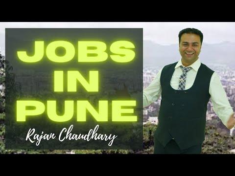 Jobs in Pune | Pune Jobs | Vacancies in Pune | Pune latest updates | Job at Pune | Rajan Chaudhary