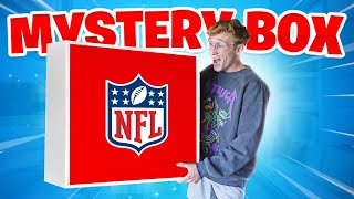 Opening ANOTHER $10,000 NFL Mystery Box!