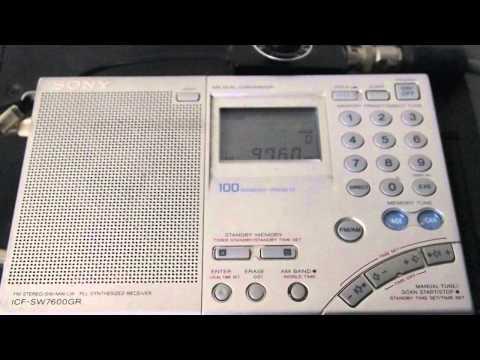 [SW-AM]ラジオNIKKEI第2放送放送開始 Radio NIKKEI-2 open up.