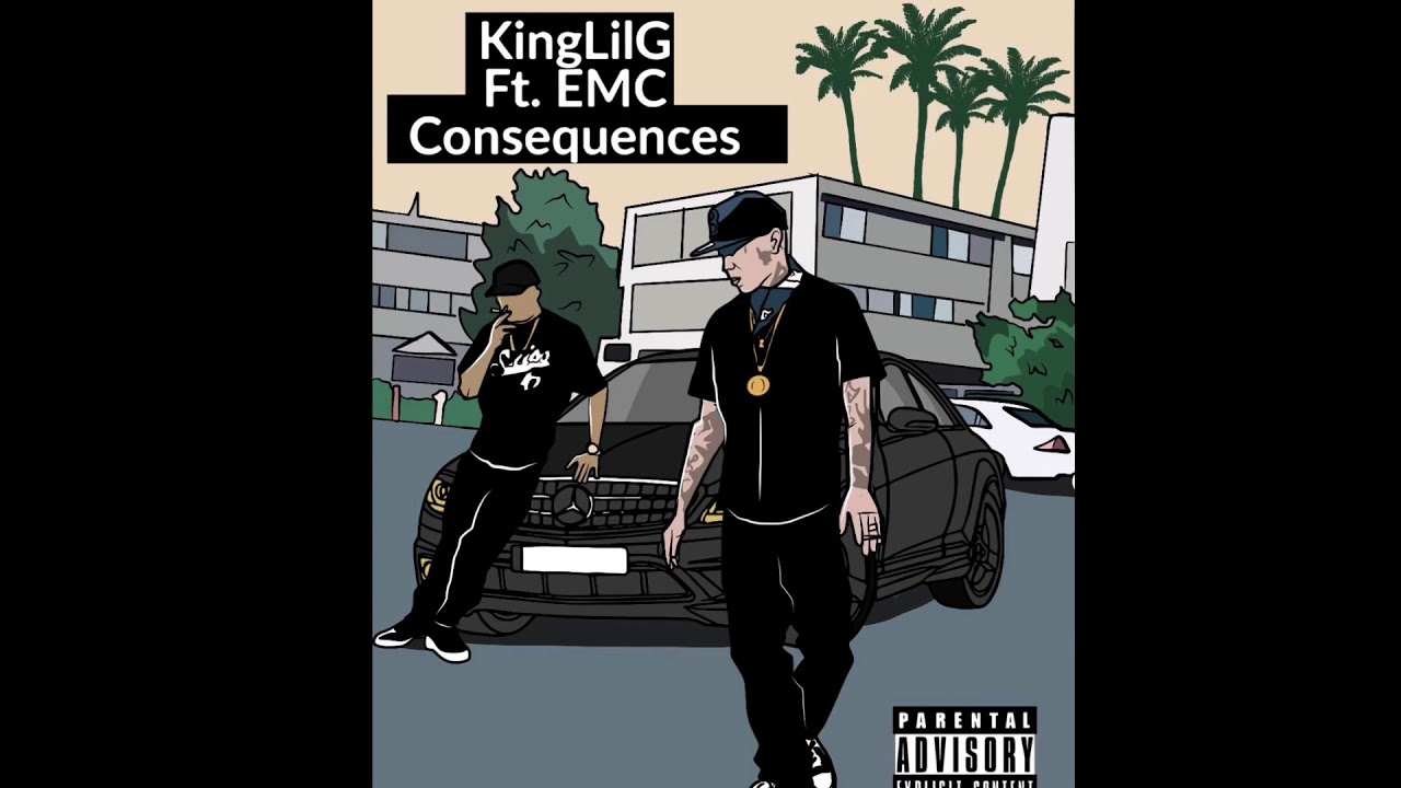 King Lil G Ft  EMC Sinatra - Consequences | BREAL TV