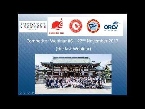 Melbourne Osaka Cup Webinar 6