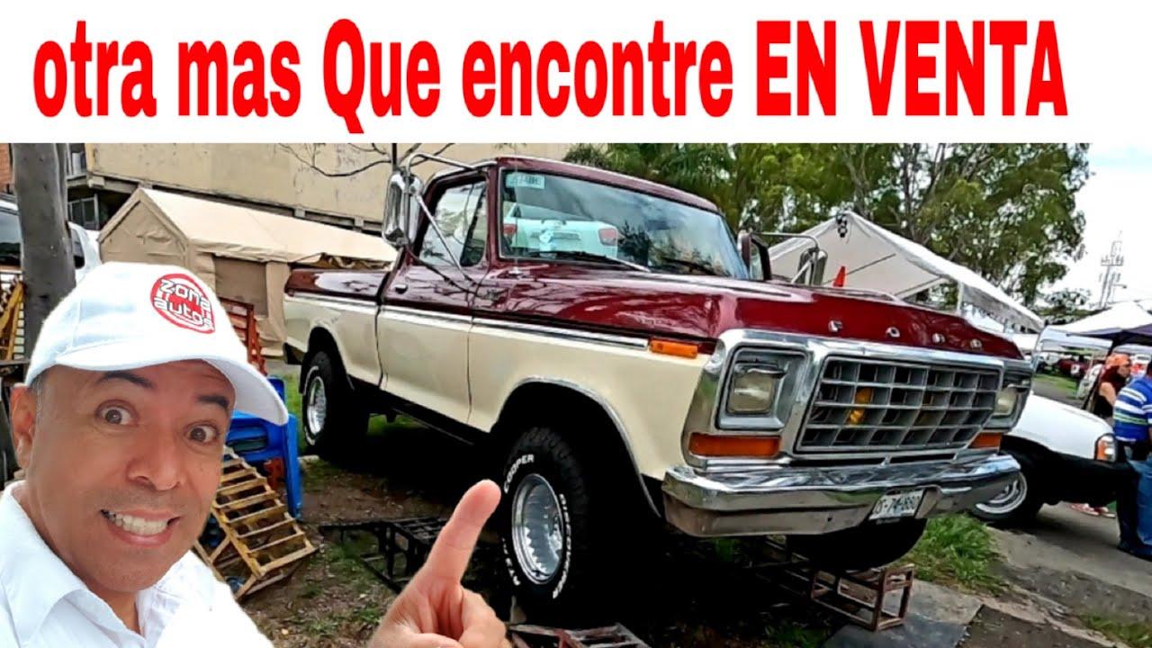TRUCKS FOR SALE una joya ford pickup en venta HERMOSA tianguis de autos usados mercado libre 4x4