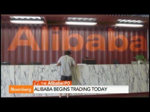 Alibaba IPO a Bet on Future Global Internet: Kirkpatrick