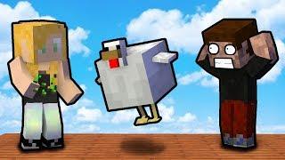 AGU PĘKŁA KURCZAKA! - Minecraft SKU FACTORY