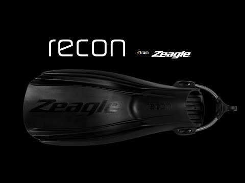 Recon Fin - The Technical Fin Finally Mastered