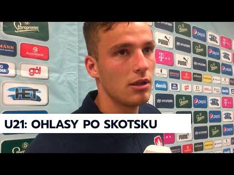 U21 | Ohlasy po remíze se Skotskem