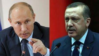 Что написал Эрдоган в письме Путину?