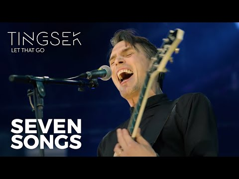 Tingsek - Let That Go - Live from the Malmö Festival 2016 [Seven Songs]