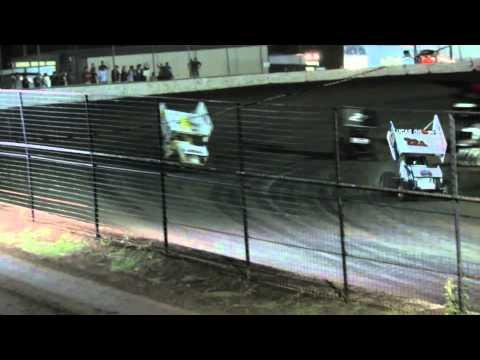 Cowtown Speedway ASCS Sprints