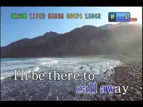 One Call Away By Charlie Puth (KARAOKE)