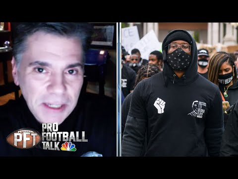 PFTPM Mailbag: Mike Florio on NFL bubble concept, social injustice | Pro Football Talk | NBC Sports