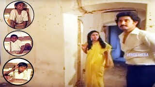 Suman And Bhanu Chander Super Hit Movie Tarangini Part - 3   Telugu Movie Parts   Vendithera