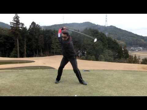 Ninja Golf Swing Is Totally Badass (VIDEO)