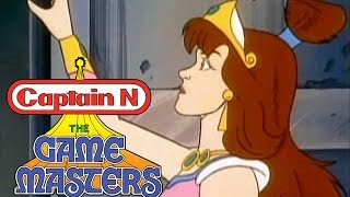 Captain N: Game Master 107 - Three Men and a Dragon