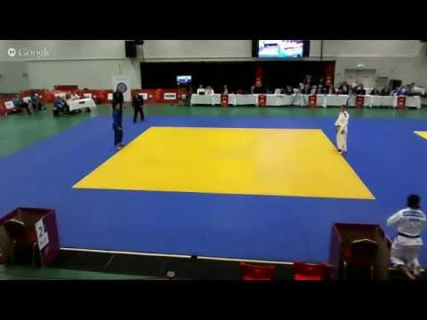 16TH GAMES OF THE SMALL STATES OF EUROPE - JUDO, TEAM TOURNAMENT (Mat 2)
