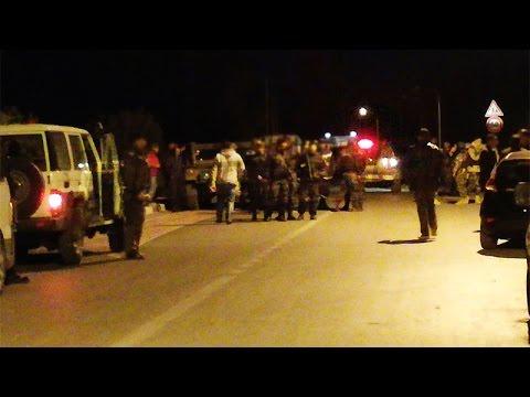 Kébili : Attaque terroriste sur un point de contrôle sécuritaire