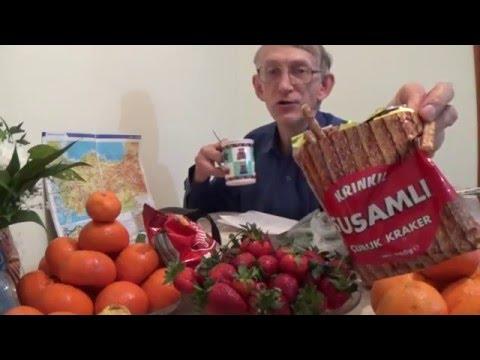 Ankara, Turkiye: Клубника. Какие Цены На Фрукты, Овощи На Рынке в Анкаре?  22.03.2016