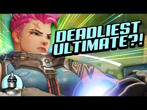 Overwatch: Weakest to Deadliest Ultimates   The Leaderboard