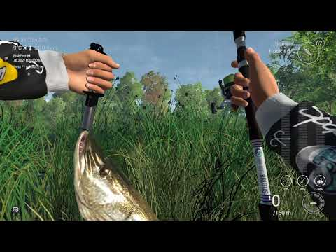 Fishing Planet Pike Trophy Retrieval