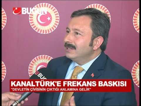 RTÜK'ÜN KANALTÜRK KARARINA TEPKİ!