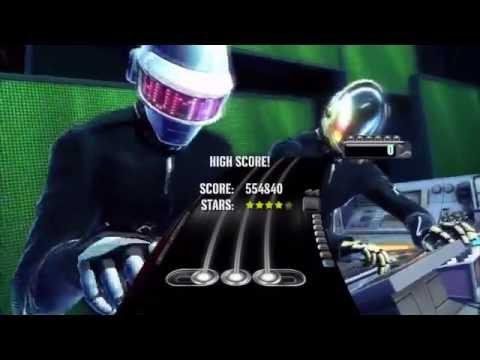 DJ Hero - Daft Punk Megamix | #1 On PSN! (86 Rewinds)