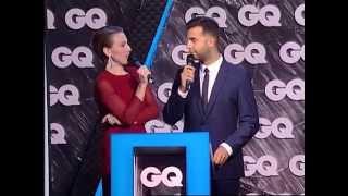 Ургант вручает премию самому себе – GQ Человек года 2013 (7)