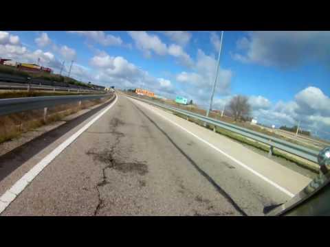 Ruta en moto, por la zona oeste, de la Comunidad de Madrid