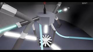 Roblox | Cone Science Tech Fusion Power Plant | my new core game startup