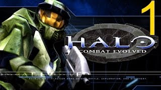 Halo: Combat Evolved часть 1.