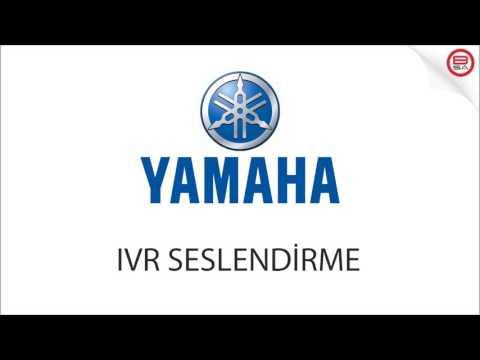 IVR Seslendirme - Yamaha