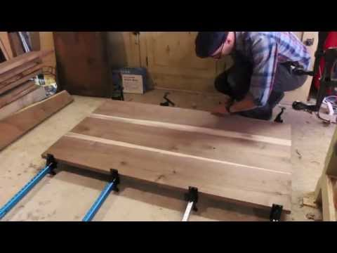 Building a Walnut Dining Table | Patrick Hosey